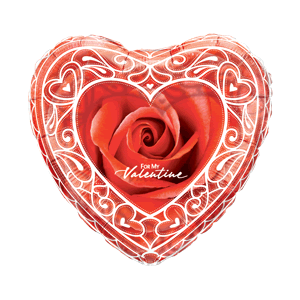 For My Valentine Red Rose
