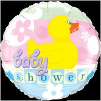 Baby Shower Duck Balloon in a Box