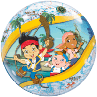 Never Land Pirates Bubble Balloon in a Box