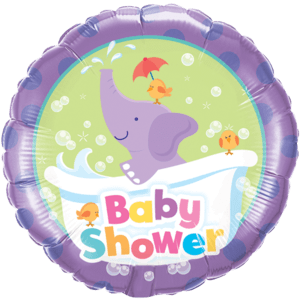 Elephant Baby Shower Balloon in a Box