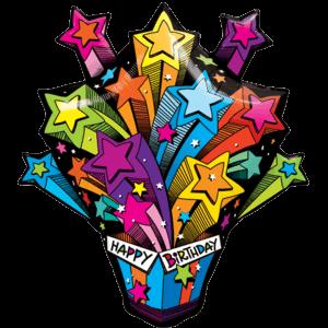 Shooting Stars Birthday Present