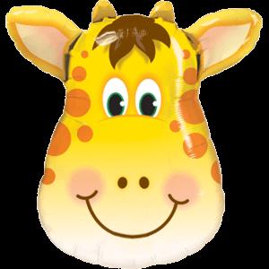 Zoo Friends Giraffe Balloon in a Box