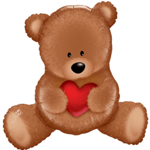 Teddy Bear Cute Love