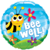"""18"""" Bee Well Balloon overview"""