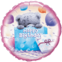 Tatty Teddy Birthday Foil Balloon Balloon in a Box