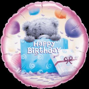 Tatty Teddy Birthday Foil Balloon Balloon in a Box