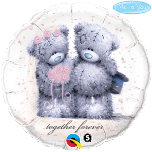 Tatty Teddy Together Forever Balloon in a Box