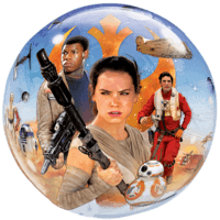 Star Wars The Force Awakens Bubble Balloon in a Box
