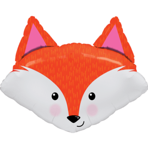 Big Fabulous Fox Head