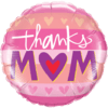 """18"""" Thanks Mum Pink overview"""