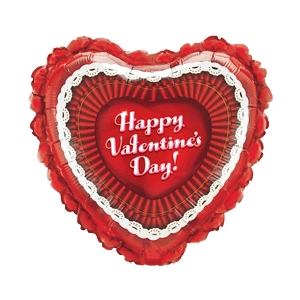 I Love You Valentine Heart Box Balloon in a Box