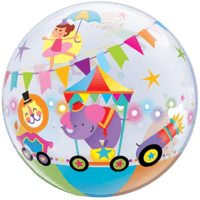 Giant Circus Parade Bubble Balloon in a Box
