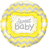 "18"" Yellow New Baby overview"