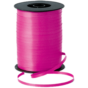 Matt Magenta Ribbon 500m Product Display