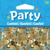 Confetti - Gold Hearts