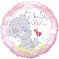 Tatty Teddy Tiny Baby Balloon in a Box