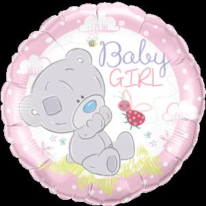 Tatty Teddy Tiny Baby Balloon in a Box