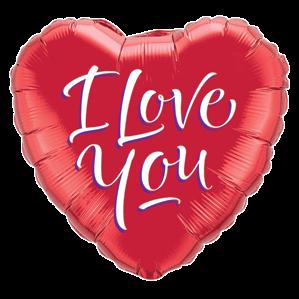 Mega I Love You Heart