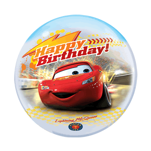 Happy Birthday Cars Number One!