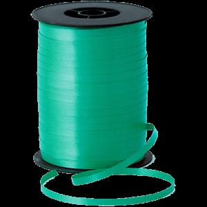 Matt Emerald Green Curling Ribbon 500m Product Display