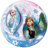 Frozen Characters Balloon in a Box