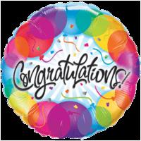 Balloon Congratulations Balloon in a Box