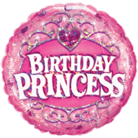 Sparkle Princess Birthday Balloon in a Box