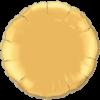 "18"" Round Metallic Gold Foil Balloon overview"