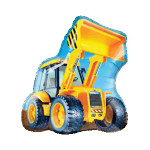 Giant Tractor Digger