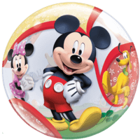 Mickey & Friends Bubble Balloon in a Box