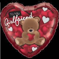 Girlfriend Love Bear