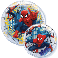 Ultimate Spiderman Bubble Balloon in a Box