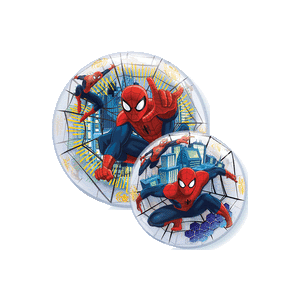 Ultimate Spiderman Marvel Bubble