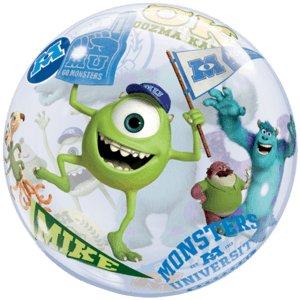 Disney Monsters University Bubble