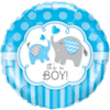 "18"" It's a Boy Elephant overview"