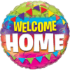 """18"""" Colourful Welcome Home overview"""