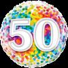 50th Birthday category