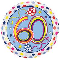 Rachel Ellen 60 Polka Dots Balloon in a Box