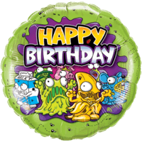 The Trash Pack Happy Birthday Balloon in a Box
