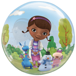 Cute Doc McStuffins Bubble