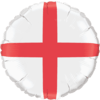 """18"""" St. Georges Cross Balloon overview"""