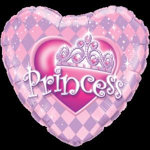 Perfect Princess Balloon in a Box