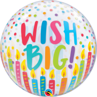 Wish Big! Bubble Balloon in a Box