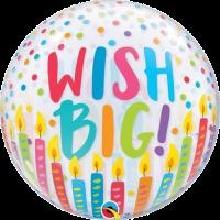 Wish Big! Bubble Balloon in a Box