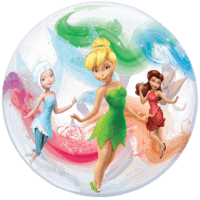 Sparkly Fairies Bubble Balloon in a Box