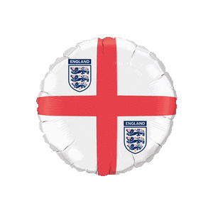 England Football Balloon in a Box