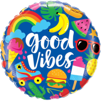Good Vibes Balloon in a Box