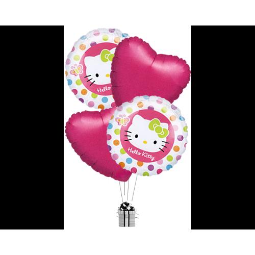 Hello Kitty Pink Hearts