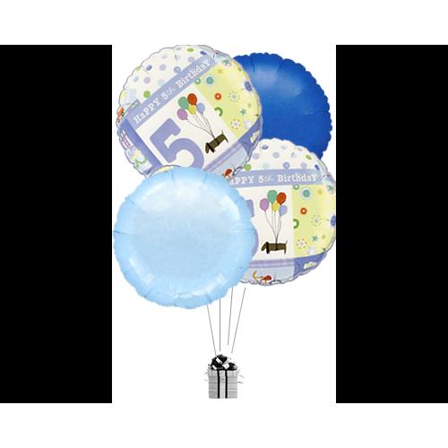 Happy 5th Blue Birthday