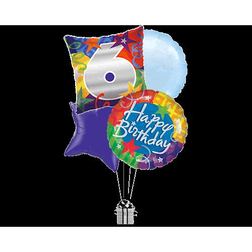Happy 6th Birthday Partytime